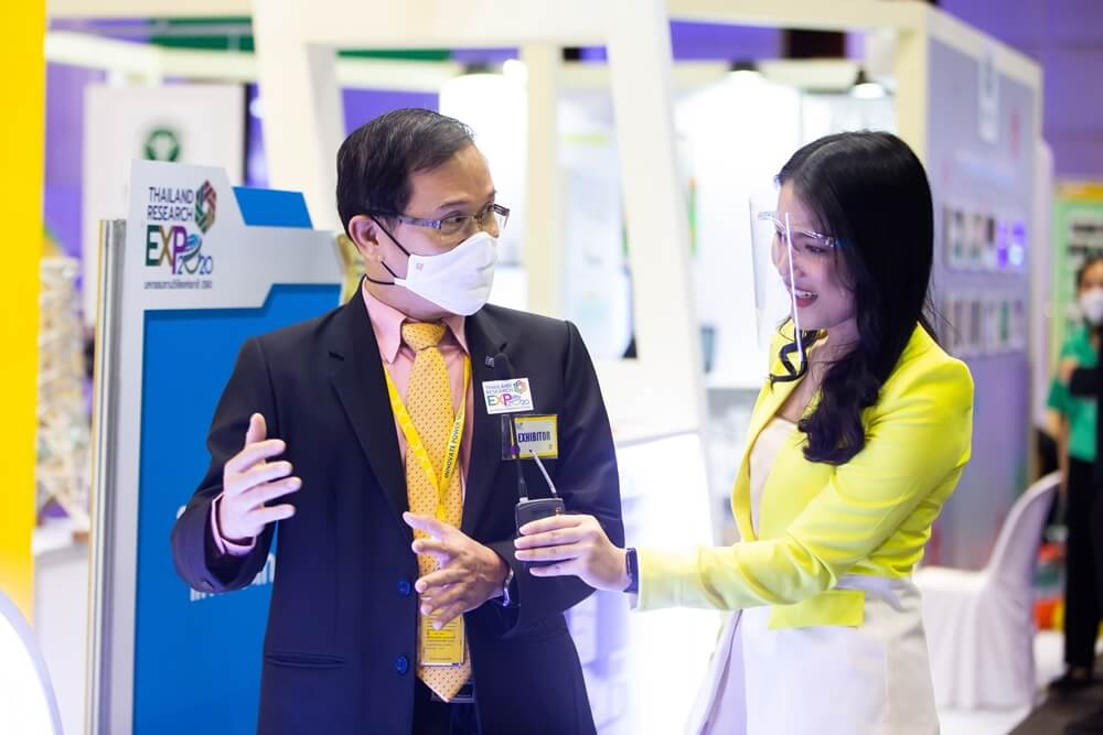 Egat Coupled With Research Networks Showcase Thai Research Works To Move Towards Stability Prosperity And Sustainability