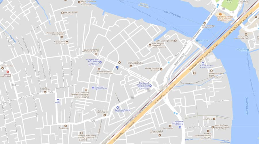 egat google map capture