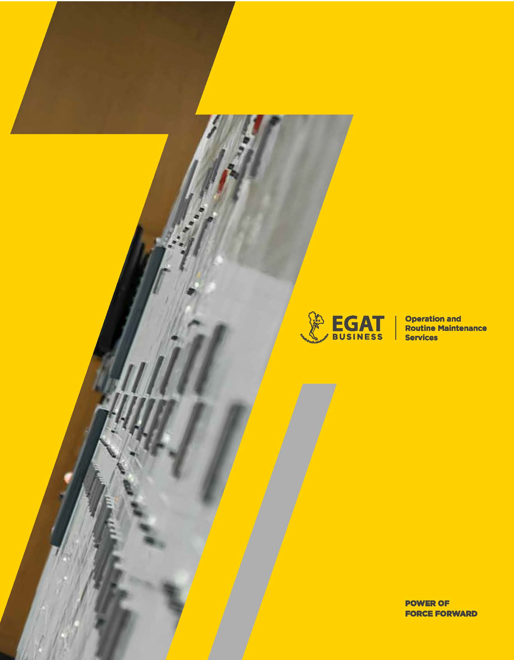 EGAT Operation and Routine Maintenance Services