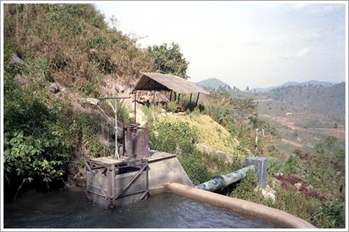โครงการโรงไฟฟ้าพลังน้ำ บ้านขุนกลาง